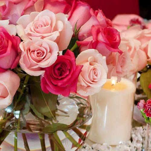 DIY Event Flower Packs