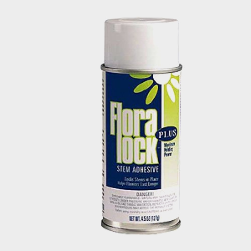 Floralock Plus Stem Adhesive – 6-Ounce Spray
