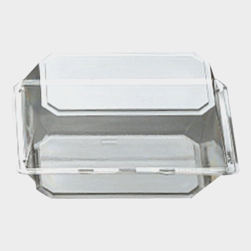 Corsage Boxes (Clear) 8 x 5 x 4