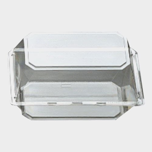 Corsage Boxes (Large/Clear) 9