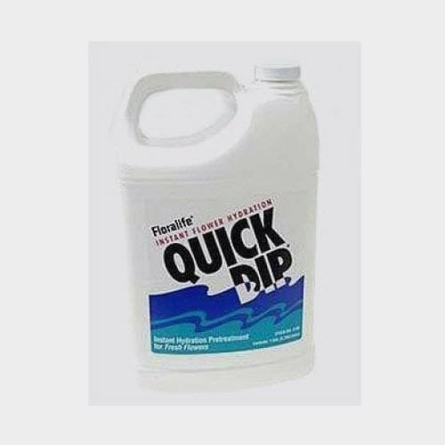 Floralife Hydraflor Quick Dip Hydration Pre-Treatment (1 gal)