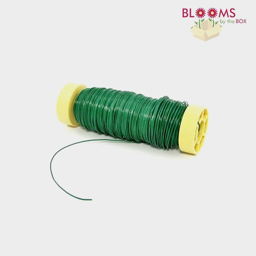 1/2 lb Green Spool Wire