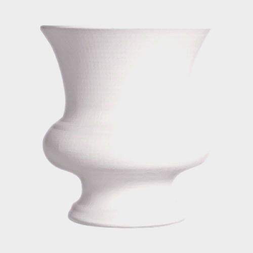 Designer Urn White 7.75