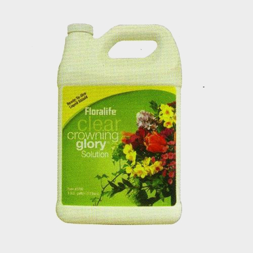 Crowning Glory Clear Solution - 1 Gallon