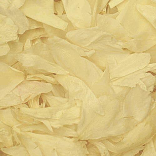 Ivory FD Peony Petals (30 Cups)