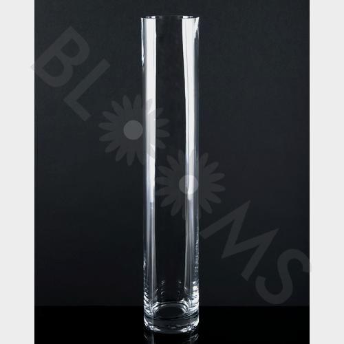 16 Inch H X 3 Inch  Clear Round Cylinder