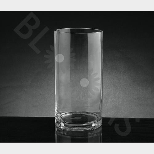 Small Cylinder Glass Vase (10
