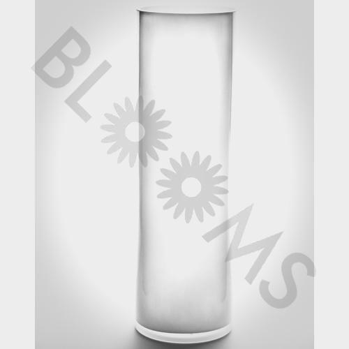 Medium Cylinder Glass Vase (16
