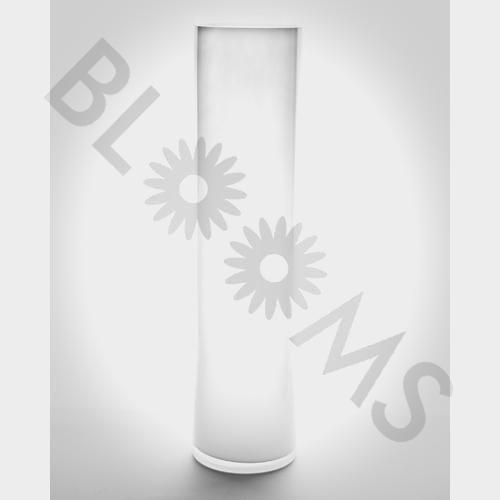 Large Cylinder Glass Vase (20