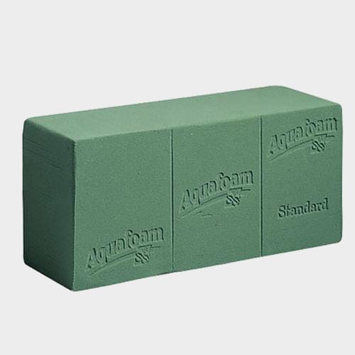 Aquafoam Standard Floral Foam Bricks  (6/pk)