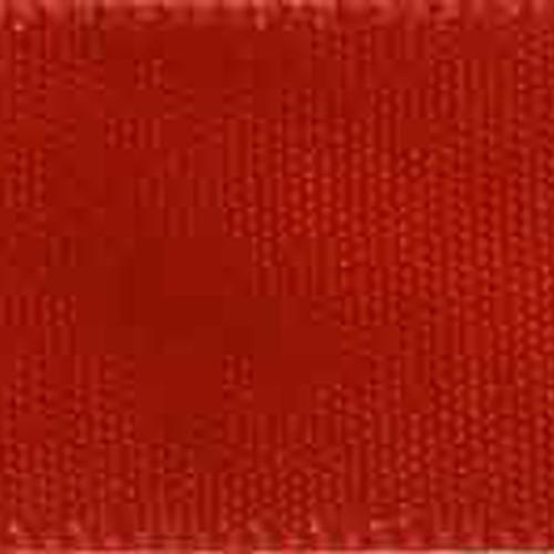 5/8 inch Double Faced Satin #3 Red 50 Yards
