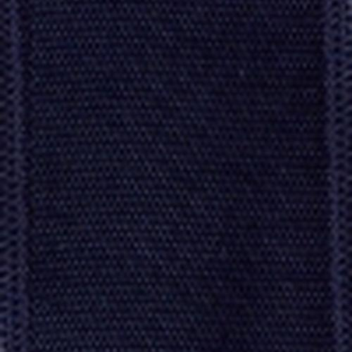 1 1/2 inch Double Faced Satin #9 Navy 50 Yards
