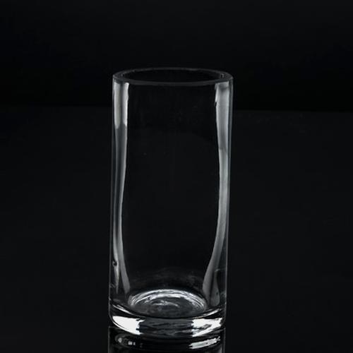 6 inch H x 1.5 inch Clear Round Cylinder