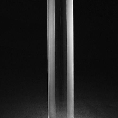 Xlarge Cylinder Glass Vase 32 Inch H x 4 Inch