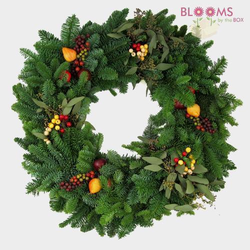 Aussie Wreath 14 Inch