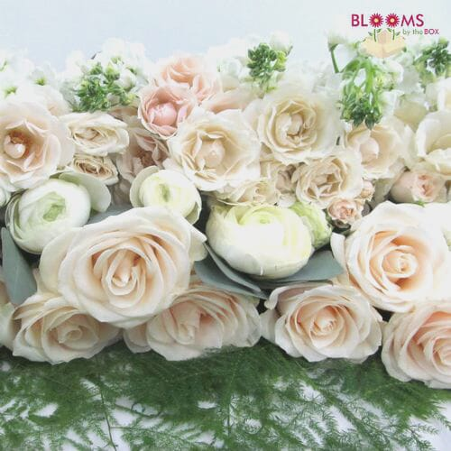 Lustre Wedding Flowers Pack