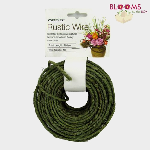 Rustic Wire Green