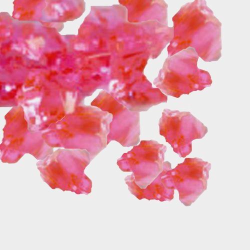 Hot Pink Acrylic 1lb Bag