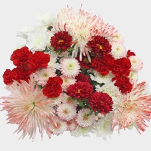 Mixed Bouquet 10 Stem - XOXO