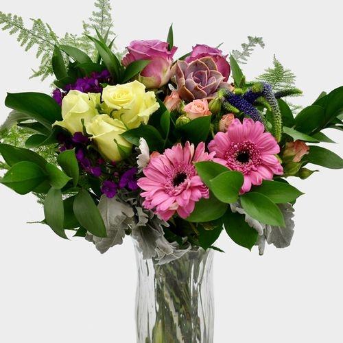 Premium Gift Bouquet - Pink Charm