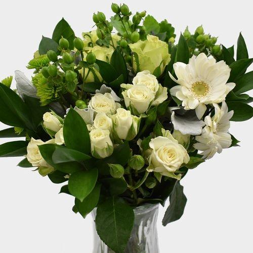 Premium Gift Bouquet - Green Treat